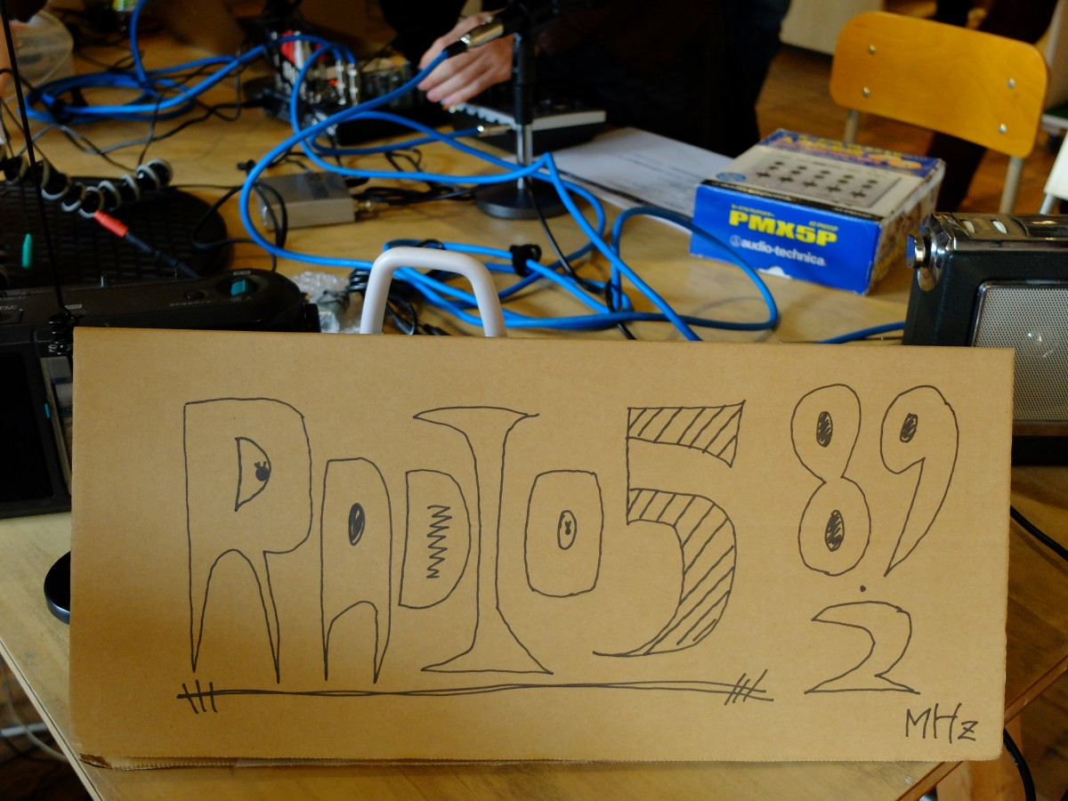 Micro-radio, Radio 5 (CC by-nc-nd Clement Baudet)