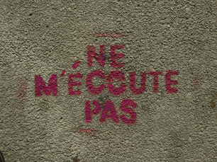 ne m'écoute pas par ideath on flickr