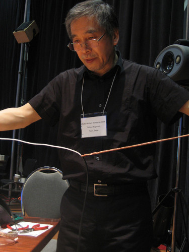 (cc) Tetsuo Kogawa @ Radio Without Boundaries -- Toronto, May/June 2008 by jugrote on flickr
